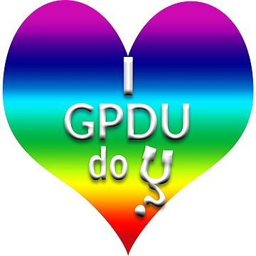 GPDU SSM Yes! by flyingdoc