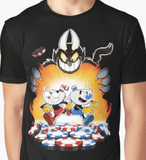 CupHead! - T-Shirt Graphic T-Shirt