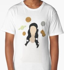 LOVE-Lana Del Rey Long T-Shirt