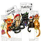 A Cat Christmas  by Cherie Roe Dirksen