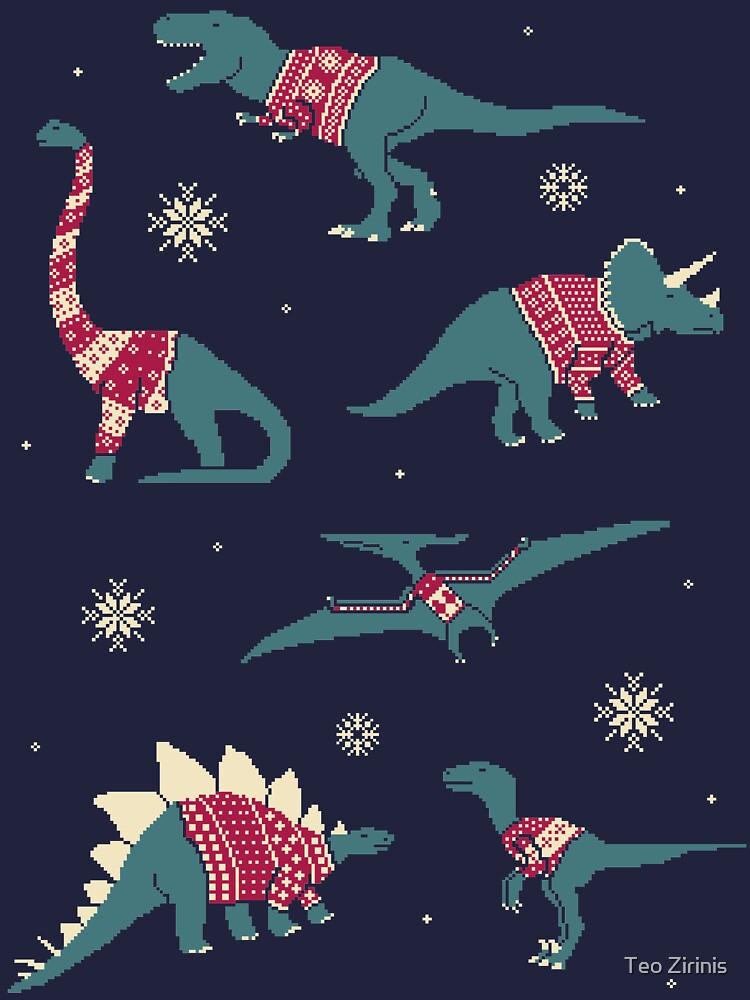 Dinos in Pullover von theodorezirinis