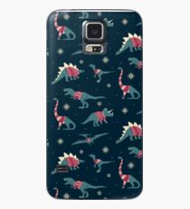 Dinos In Sweaters Case/Skin for Samsung Galaxy