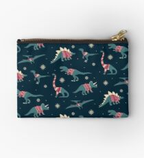 Dinos In Sweaters Studio Pouch