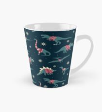 Dinos In Sweaters Tall Mug