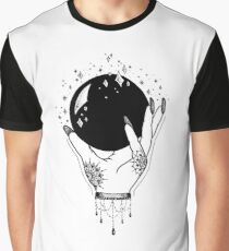 Crystal Ball Graphic T-Shirt