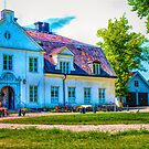 Hammarskog Sweden by Barry W  King