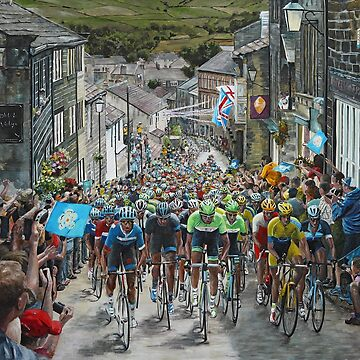 Climb through Haworth by AndyFarr