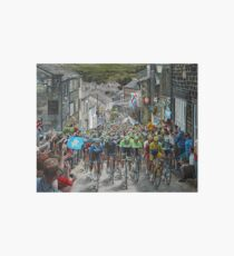 Climb through Haworth Art Board