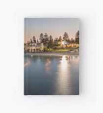 Cottesloe Beach, Perth, Western Australia Hardcover Journal