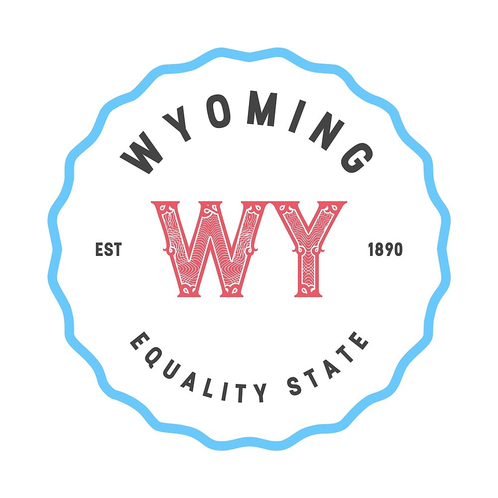Wyoming #4 by Pinkish Lilac