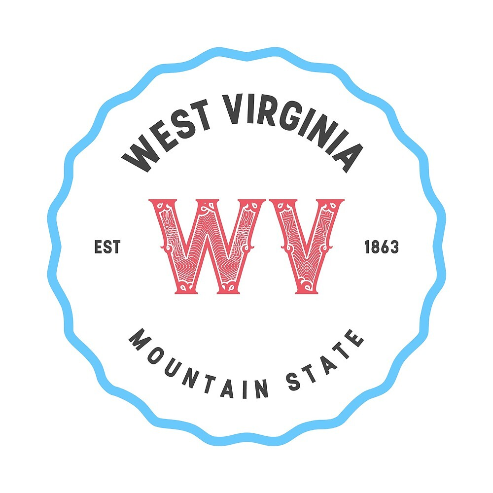 West Virginia #4 by Pinkish Lilac