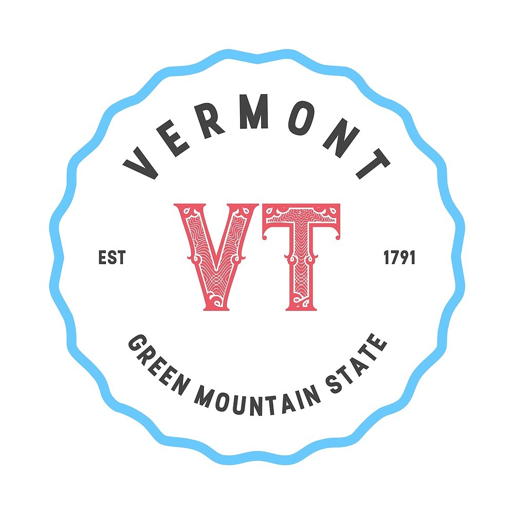 Vermont #4 by Pinkish Lilac