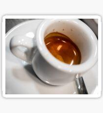Espresso Sticker