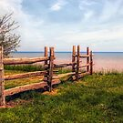 Near The Shore Of Lake Erie by Barry W  King