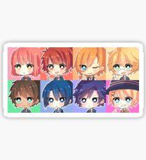 Uta no Prince-sama ☆ Chibi Set Sticker