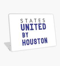 States United By Houston Laptop Skin