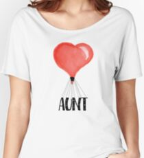 I Love My Aunt Women's Relaxed Fit T-Shirt
