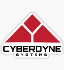 CYBERDYNE LOGO Sticker