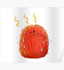 Pom Pom Pom : hot Popo Poster