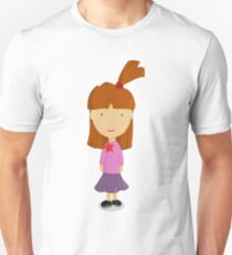Quiet girl. Unisex T-Shirt