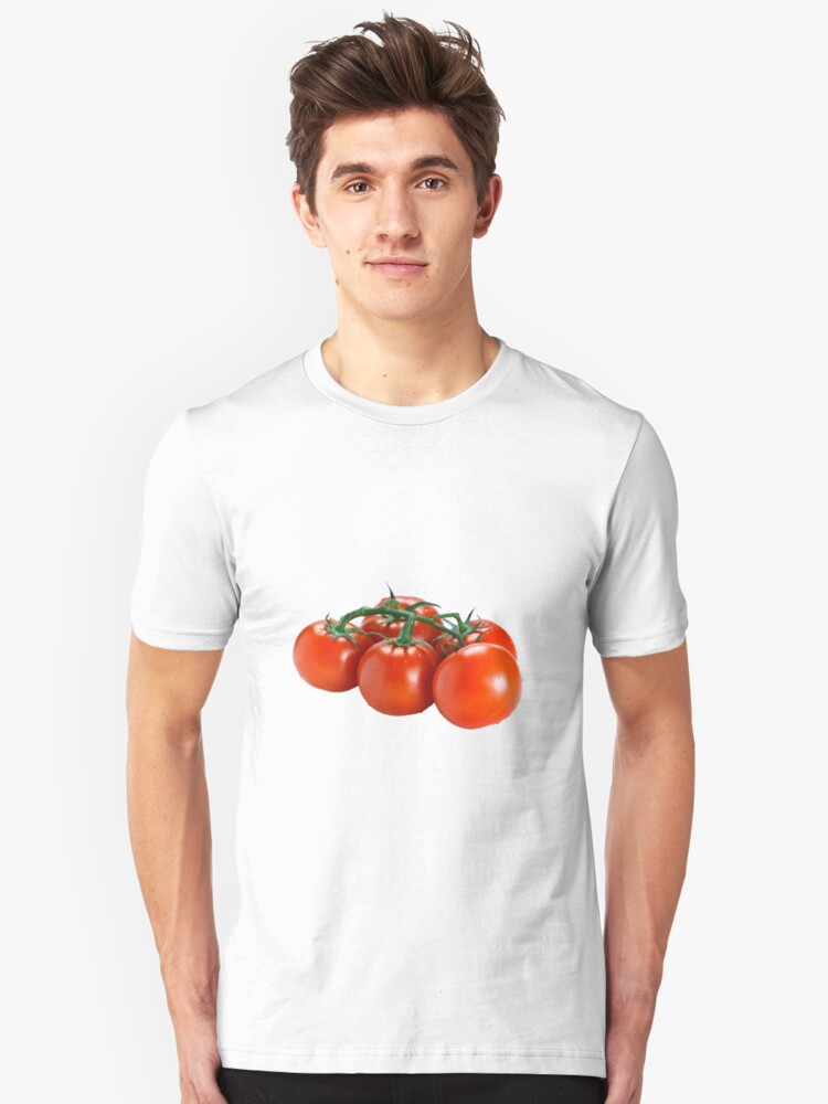 Tomatoes Unisex T-Shirt Front