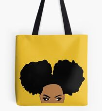 Two puff Tote Bag