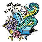 Poison of Choice: Arsenic Inhaler by MissChatZ