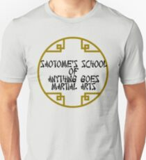 Anything Goes Martial Arts Alternative Unisex T-Shirt