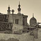 Cairo Skyline II by Nigel Fletcher-Jones