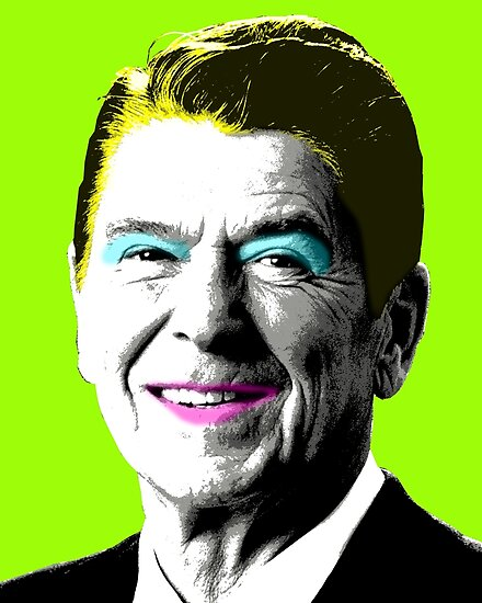 """29 Best Corey Reagan Interiors Images On Pinterest: """"Nancy Reagan - Lime"""" Posters By Gary Hogben"""