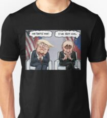TRUMP AND PUTIN Unisex T-Shirt