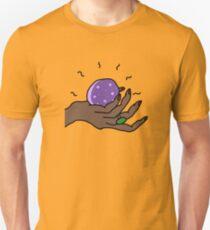 crystal ball hand T-Shirt