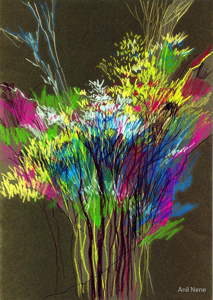 Bouquet by Anil Nene