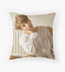 BTS jungkook Throw Pillow