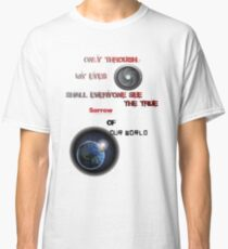 Eye of a lens Classic T-Shirt