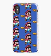 ICONIC MARIO WORLD iPhone Case
