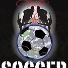 Soccer Globe by Shannon Kennedy