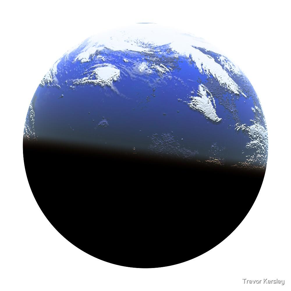 Lunar #1 by Trevor Kersley