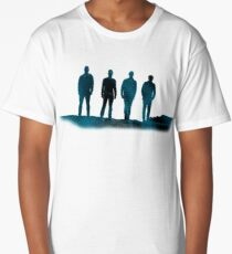 Leave a light on.... Long T-Shirt