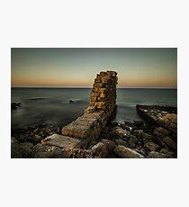 Puglia Ruine Photographic Print