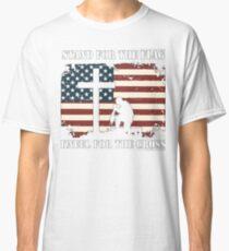 VETERAN - I DON'T KNEEL Classic T-Shirt