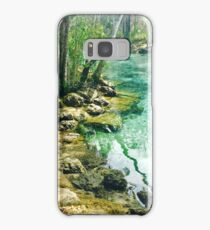 Florida springs Samsung Galaxy Case/Skin