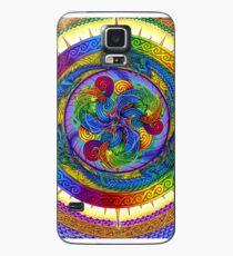 Epiphany Psychedelic Dragons Rainbow Mandala Case/Skin for Samsung Galaxy