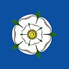 Yorkshire Flag Phone Cases by mpodger