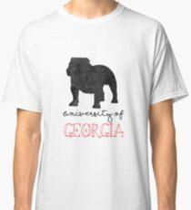 uga georgia bulldogs Classic T-Shirt