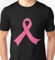 Breast Cancer Awareness Ribbon  Unisex T-Shirt