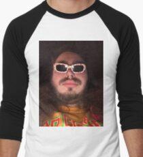 Post Malone going ghost hunting Men's Baseball ¾ T-Shirt
