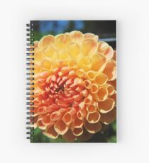 Petal Perfection Spiral Notebook