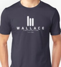 Wallace Corp. 2049 ウォレス法人White T-Shirt