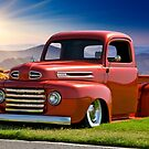 1948 Ford F1 Custom Pickup 2 by DaveKoontz